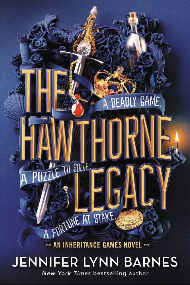 Jennifer Barnes  Lynn - Hawthorne Legacy (Hcvr) (Ser)
