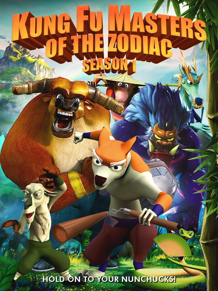 Leon Ding - Kung Fu Masters Of The Zodiac Season 1