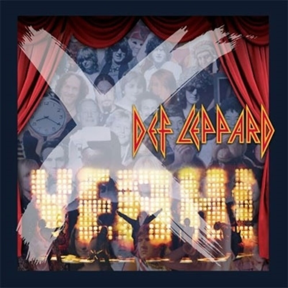Def Leppard - Vinyl Boxset: Volume Three (Box) [Limited Edition]