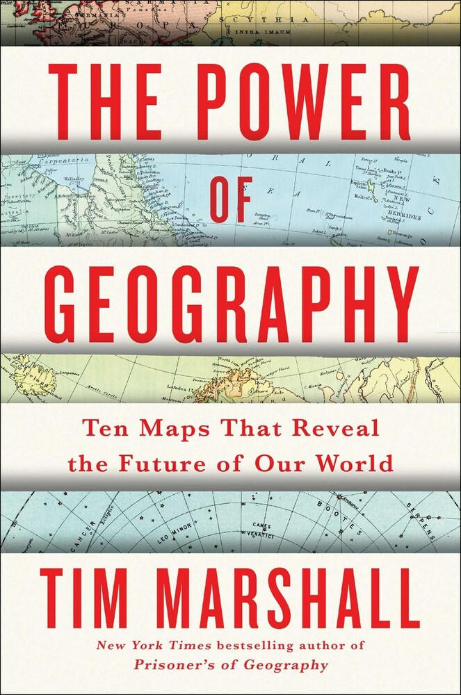 Tim Marshall - Power Of Geography (Hcvr)