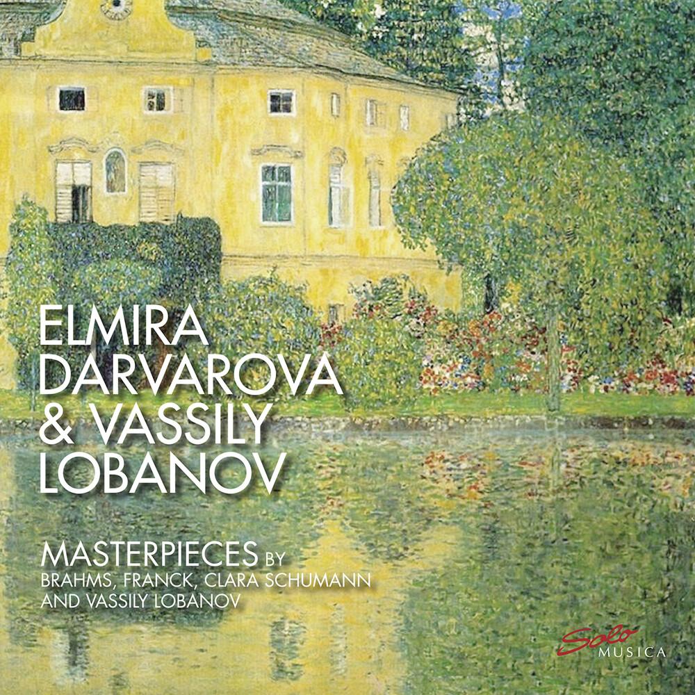 Brahms / Darvarova / Lobanov - Masterpieces