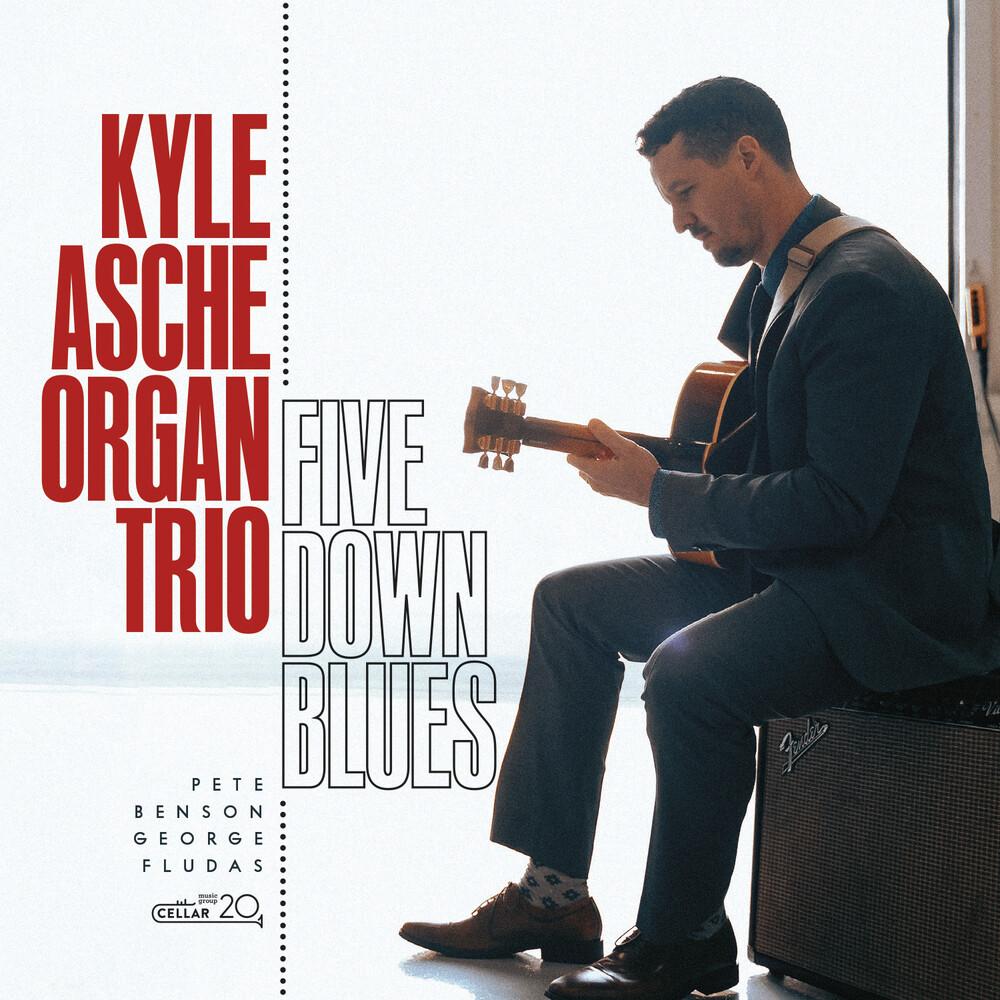 Kyle Ashe Organ Trio - Five Down Blues