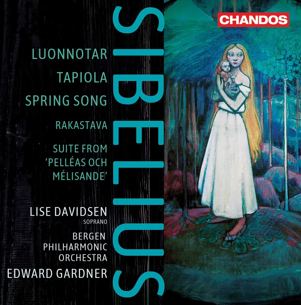 Sibelius / Davidsen / Gardner - Orchestral Works (Hybr)