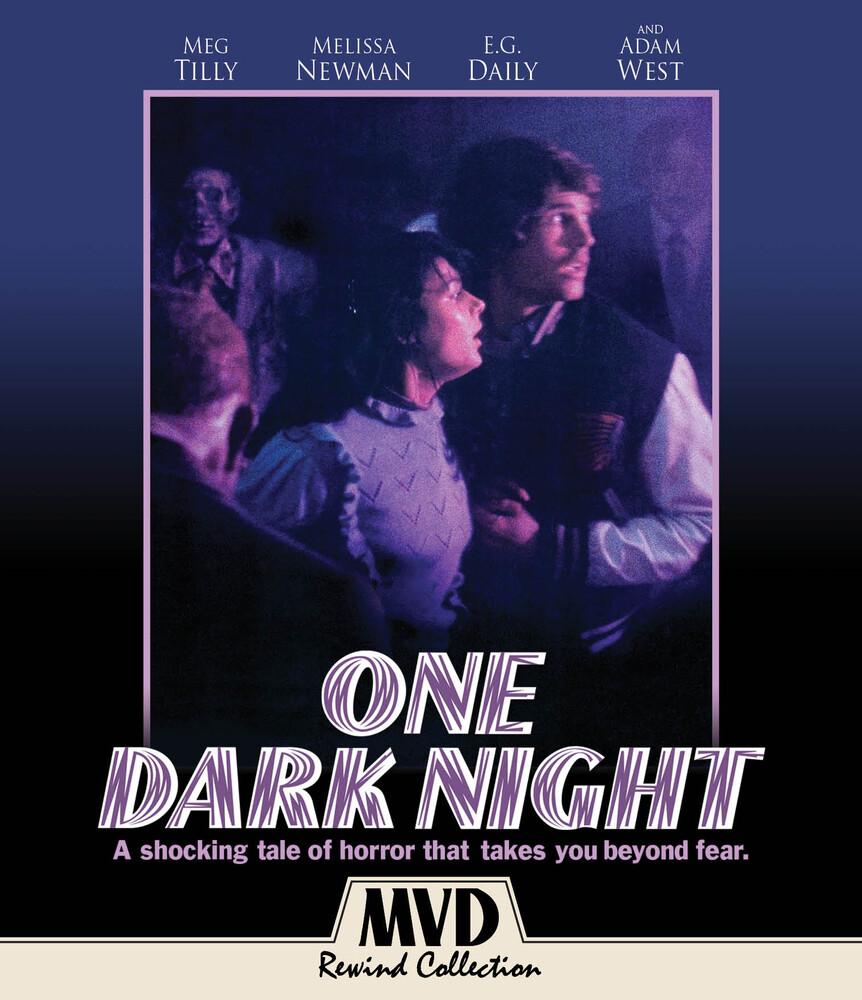 - One Dark Night / (Coll)