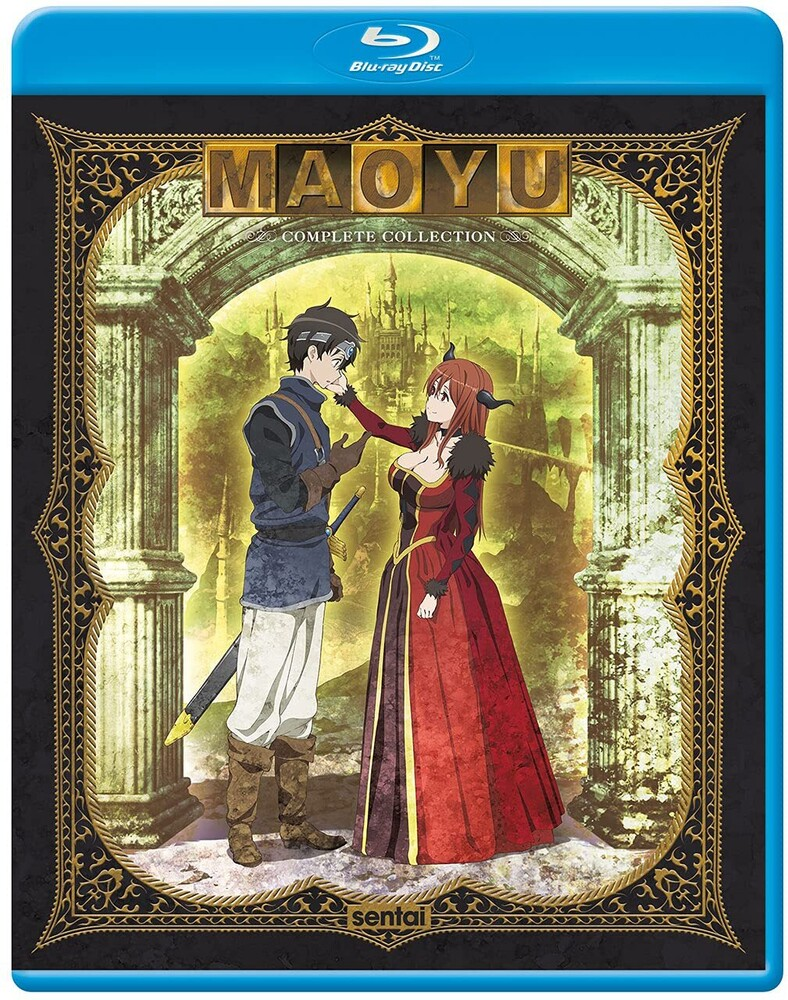 - Maoyu Archenemy & Hero (2pc) / (Anam Sub)