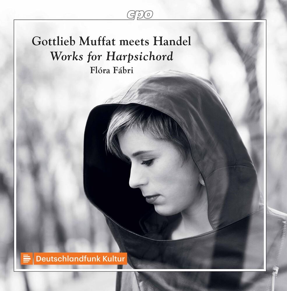 Handel / Fabri - Works For Harpsichord