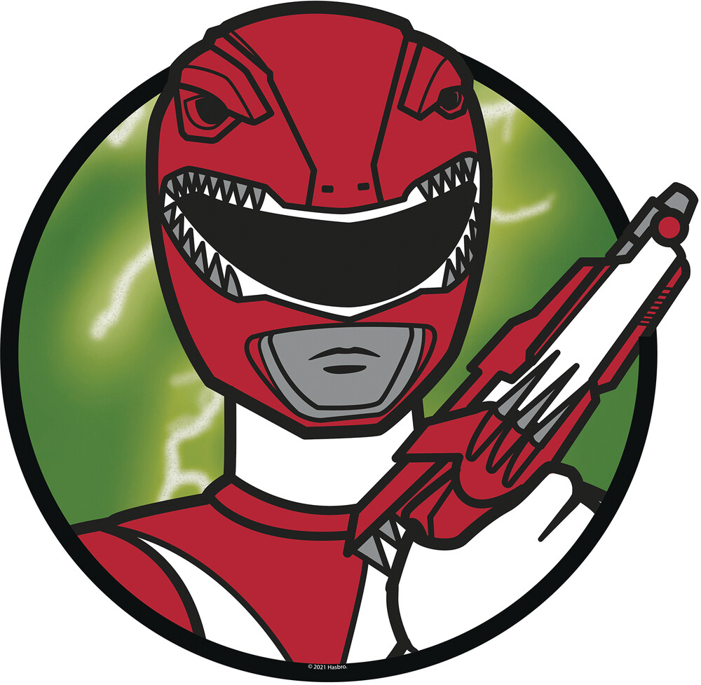 - Power Rangers Red Ranger Mouse Pad (Onsz)