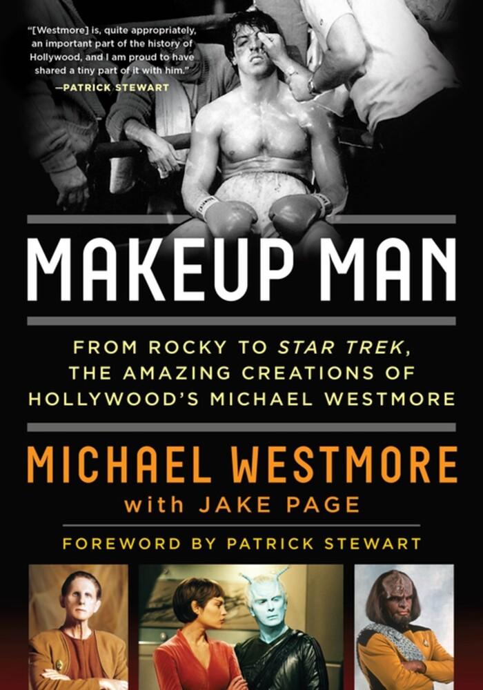 Michael Westmore - Makeup Man (Ppbk)