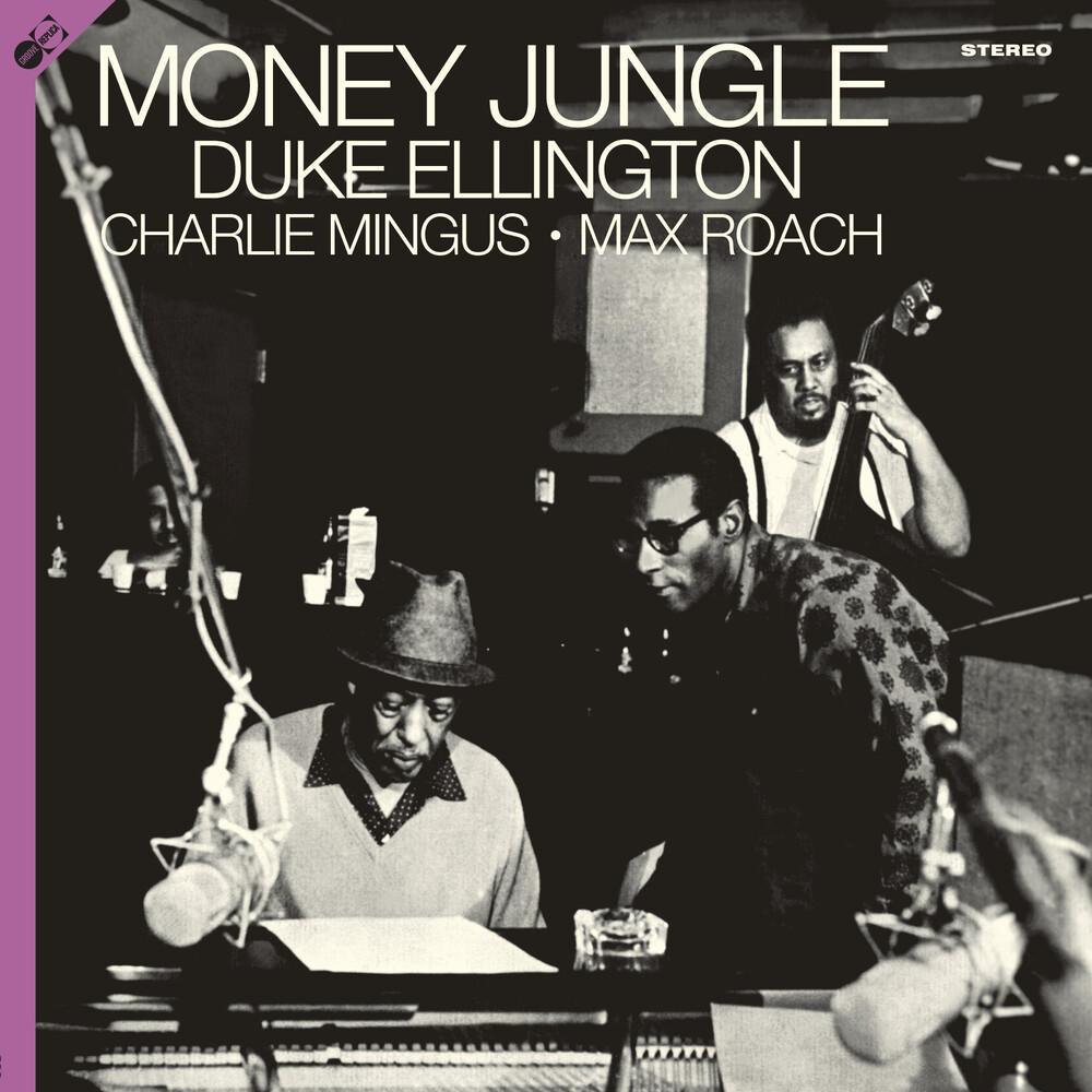Duke Ellington  / Mingus,Charles / Roach,Max - Money Jungle (Bonus Cd) (Bonus Tracks) [180 Gram] (Spa)