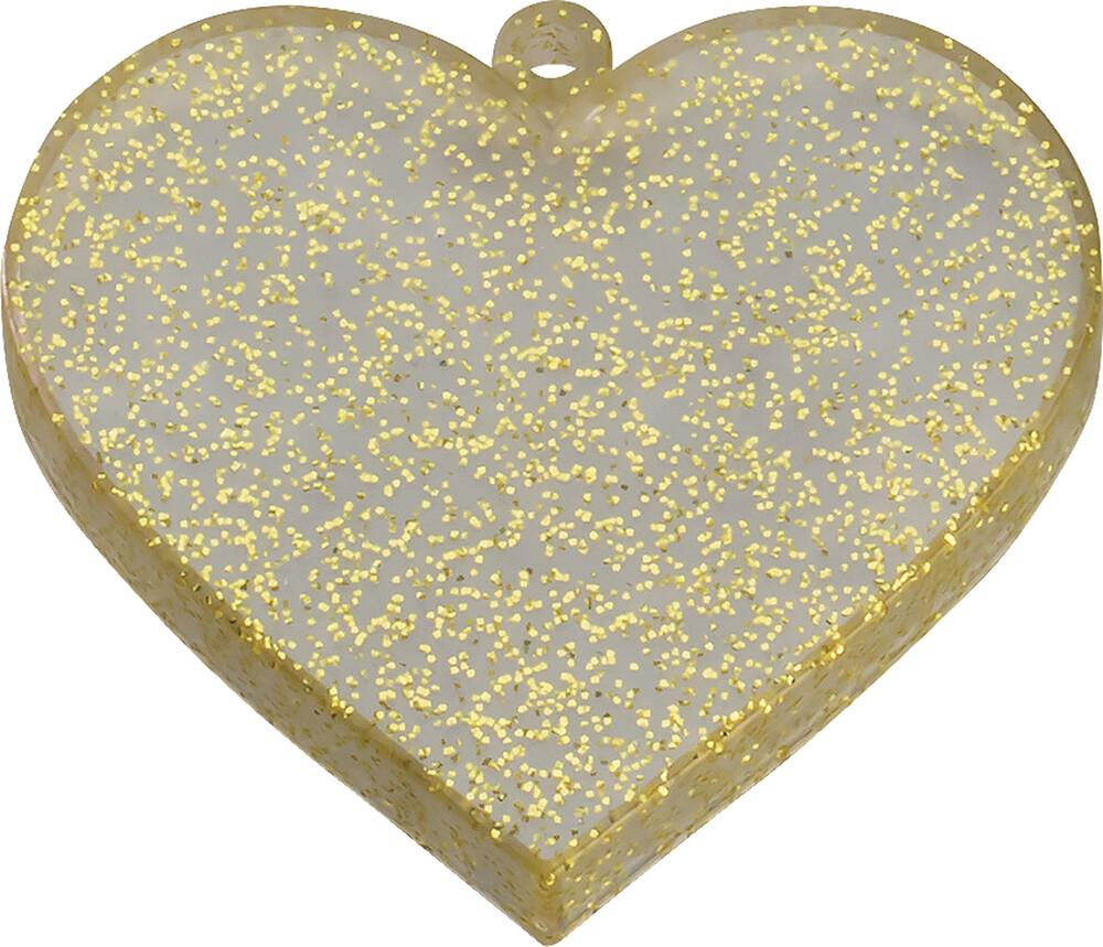 - Nendoroid More Heart Base Gold Glitter (Clcb)