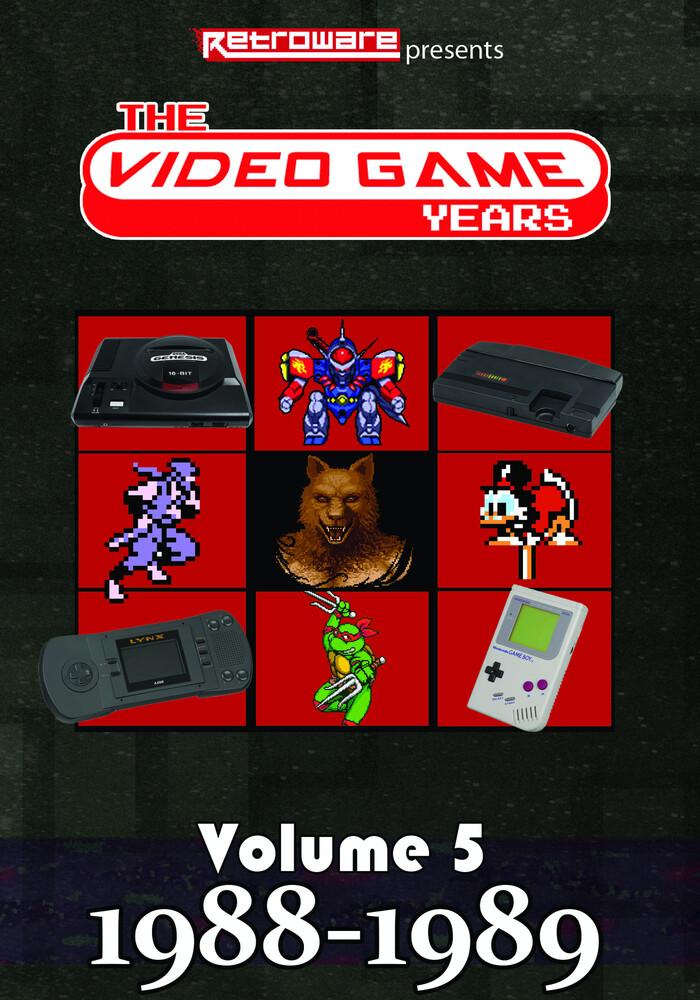Video Game Years: Volume 5 (1988-1989) - Video Game Years: Volume 5 (1988-1989)