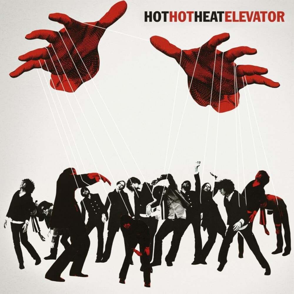 Hot Hot Heat - Elevator [Colored Vinyl] (Gate) [Limited Edition] [180 Gram] (Red) (Hol)