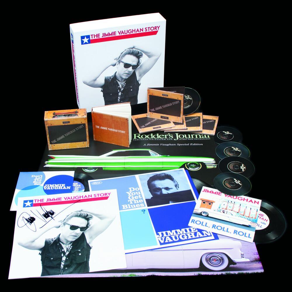 Jimmie Vaughan - Jimmie Vaughan Story (W/Book) (Bonv) (Box) [Deluxe]
