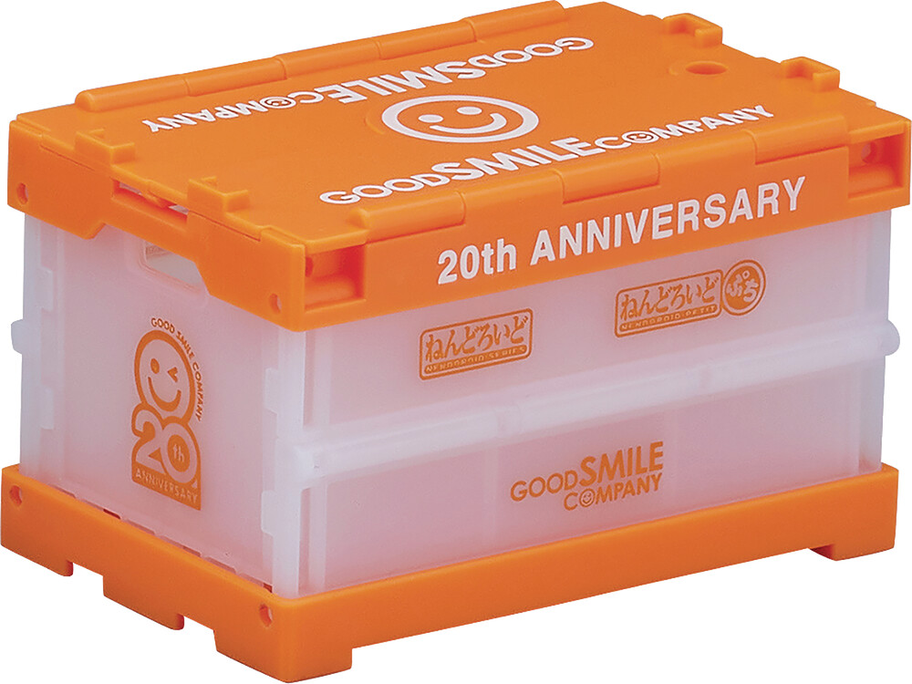- Nendoroid More Anniversary Container Clear Ver