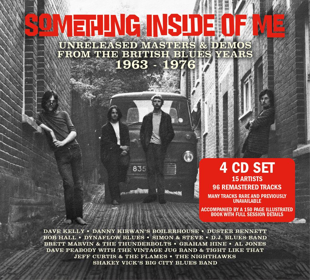 Something Inside Of Me: Unreleased Masters / Var - Something Inside Of Me: Unreleased Masters / Var