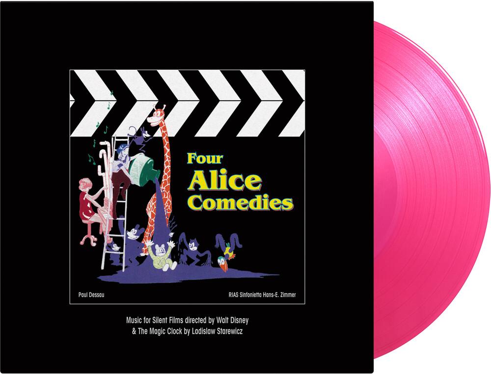 Paul Dessau  / Zimmer,Hanes E. / Sinfonietta,Rias - Four Alice Comedies Music Written For Walt Disney