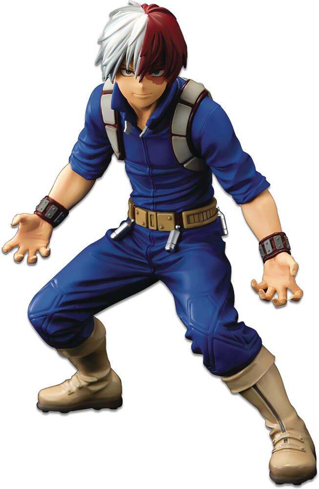 Banpresto - My Hero Academia Wfc Modeling Shoto Todoroki The B