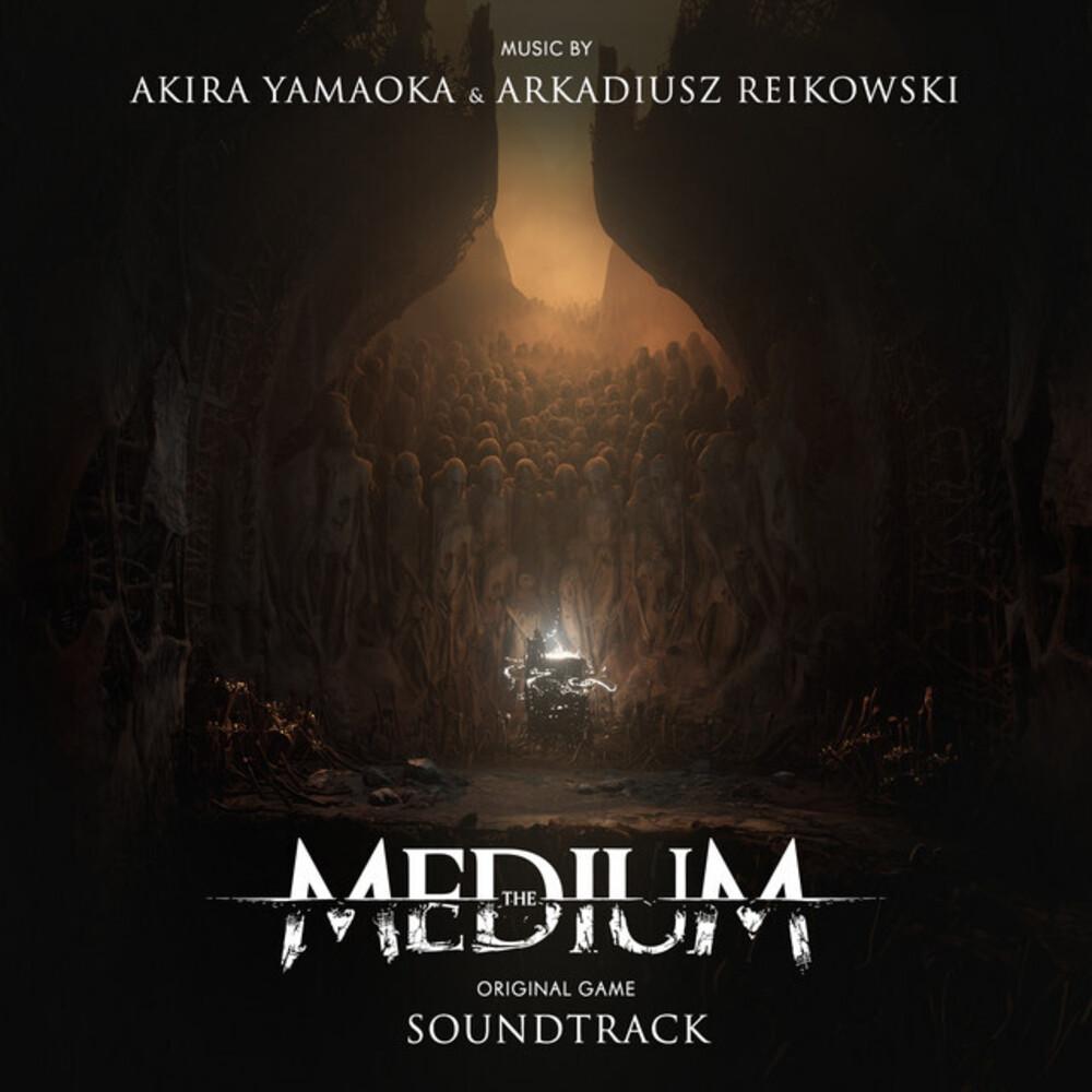 Akira Yamaoka  / Reikowski,Arkadiusz (Brwn) (Colv) - Medium / O.S.T. (Brwn) [Colored Vinyl]