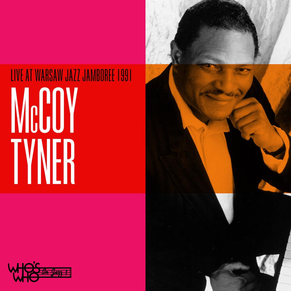 McCoy Tyner - Live At Warsaw Jazz Jamboree 1991 (Mod)