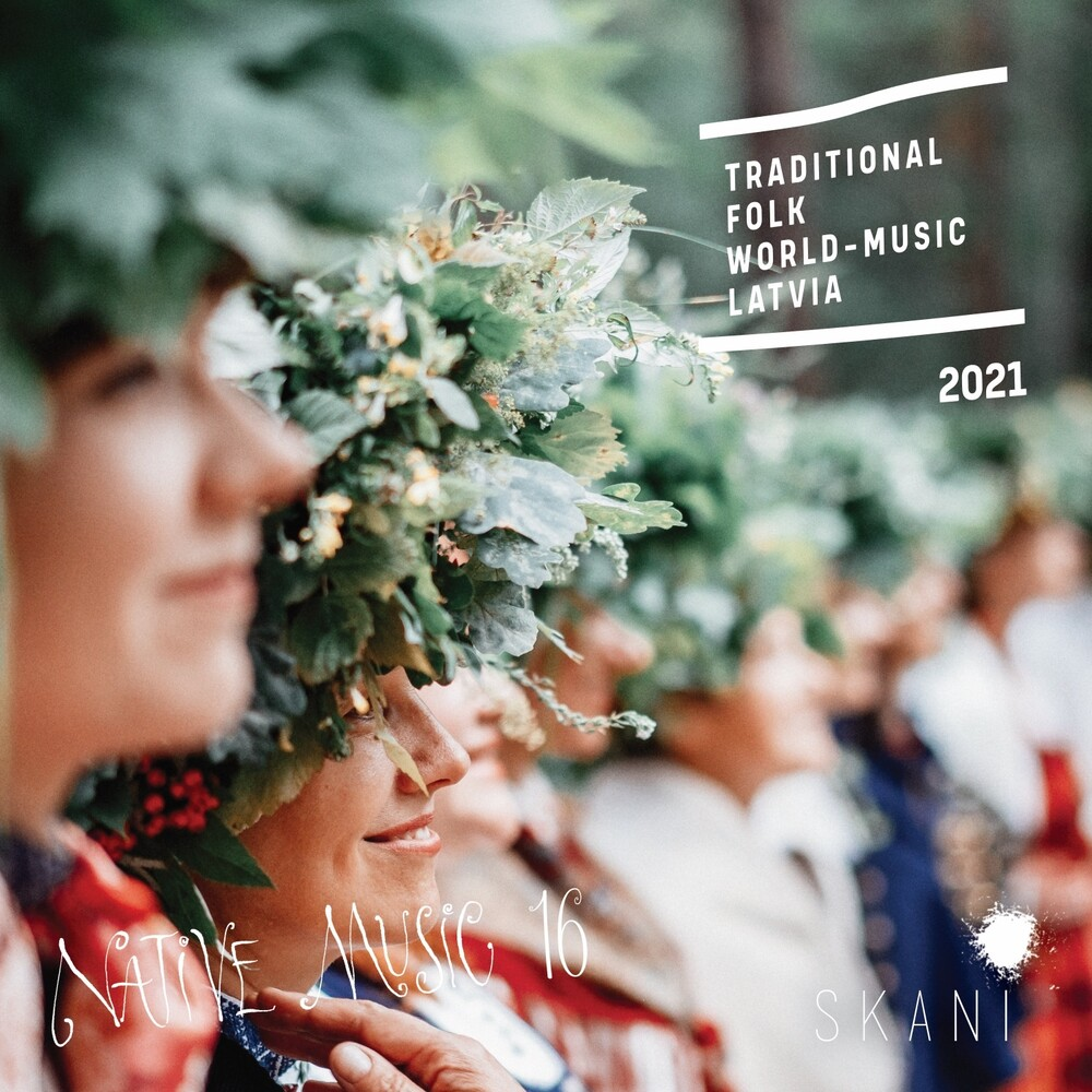 Native Music 16: Traditional Folk World Music - Native Music 16: Traditional Folk World Music (Uk)
