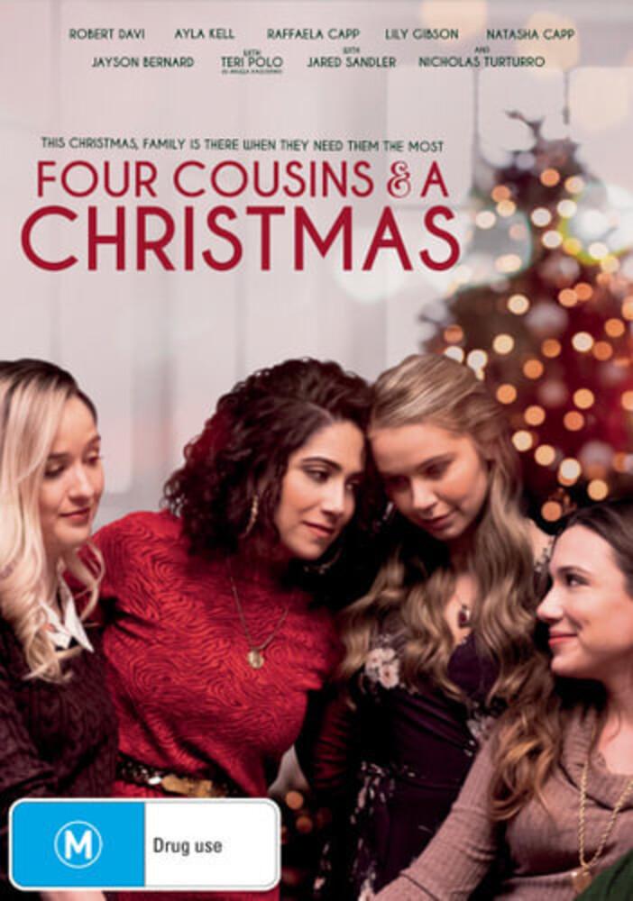 Four Cousins & a Christmas - Four Cousins & A Christmas / (Aus Ntr0)