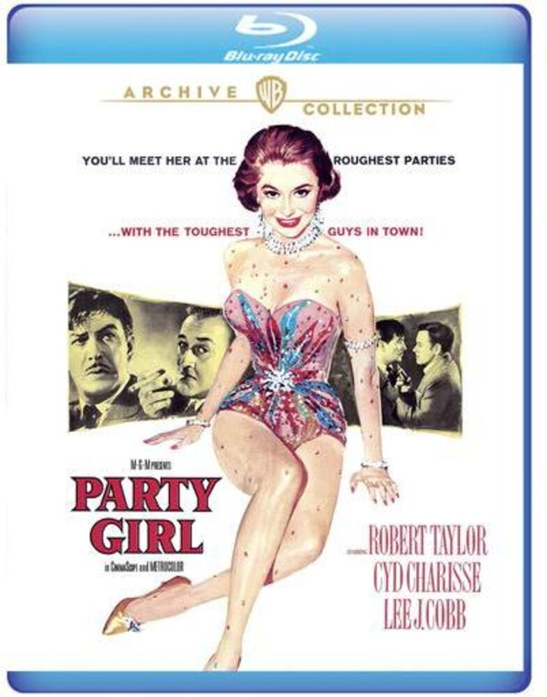 Party Girl (1958) - Party Girl