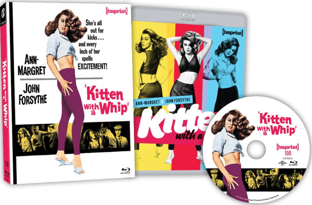 Kitten With a Whip - Kitten With A Whip / (Ltd Aus)