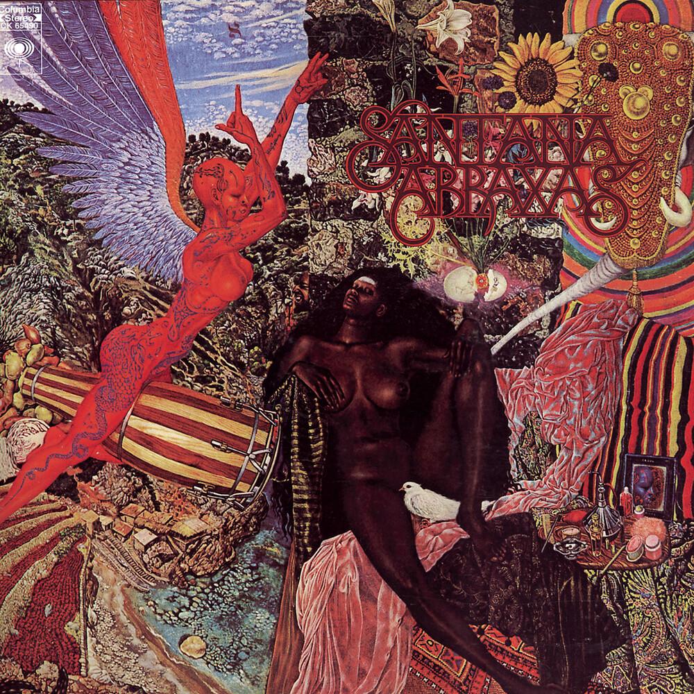 Santana - Abraxas (remastered)