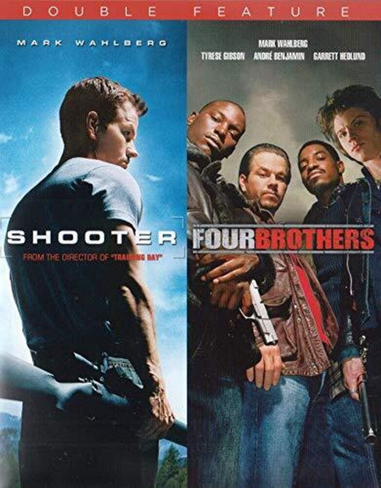 Shooter / Four Brothers - Shooter / Four Brothers (2pc) / (2pk)