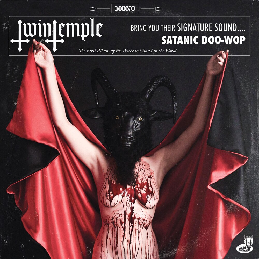 Twin Temple - Twin Temple (Bring You Their Signature Sound.... Satanic Doo-Wop) [LP]