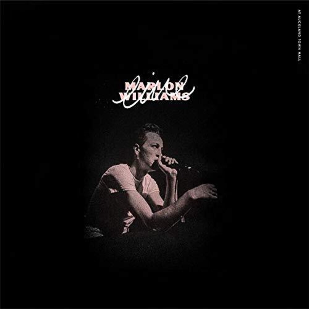 Marlon Williams - Live At Auckland Town Hall [Import]