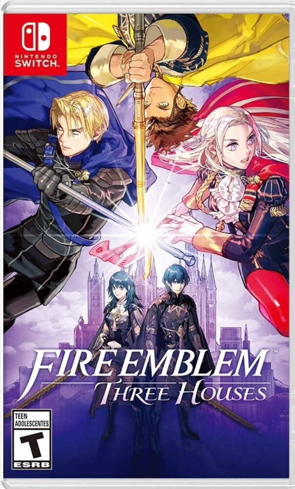 Swi Fire Emblem: Three Houses - Fire Emblem: Three Houses for Nintendo Switch