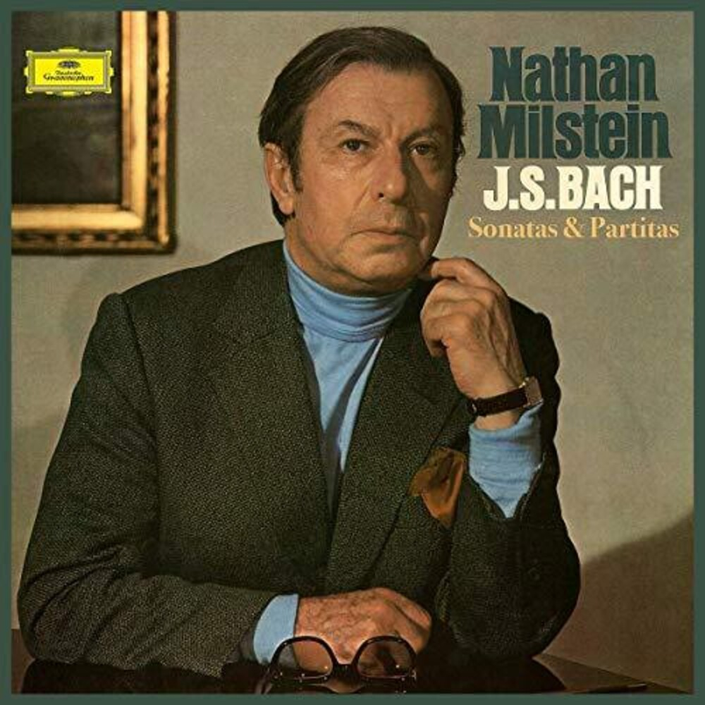 J Bach S / Milstein - J.S. Bach: Sonatas & Partitas For Solo Violin [3LP]