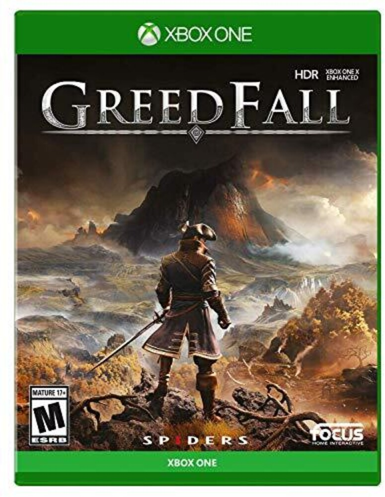 - Greedfall for Xbox One