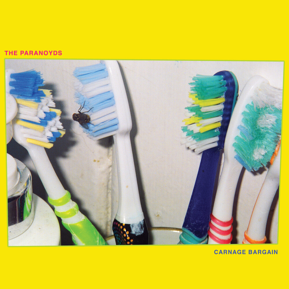 The Paranoyds - Carnage Bargain
