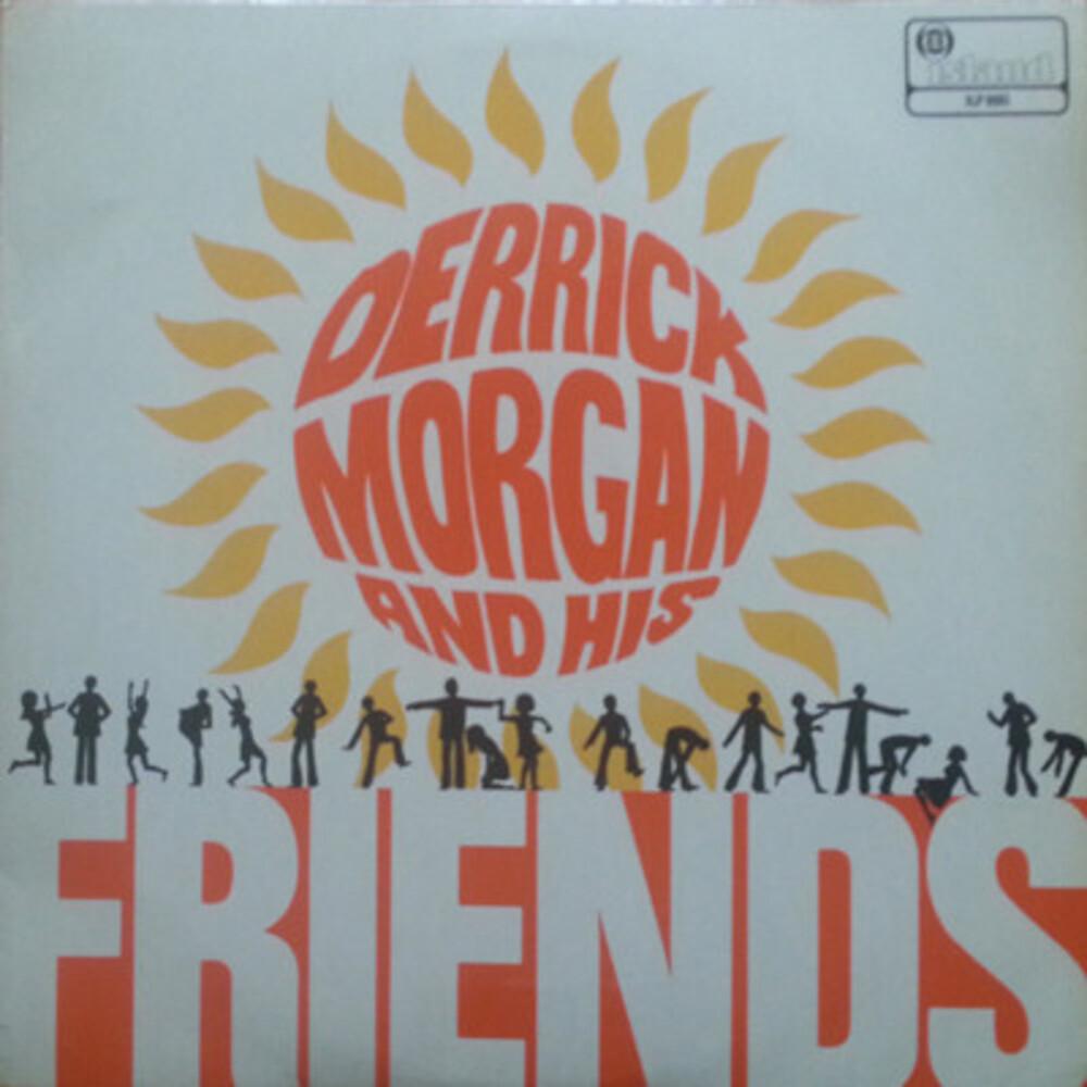 Derrick Morgan - Derrick Morgan & Friends [Reissue] (Jpn)
