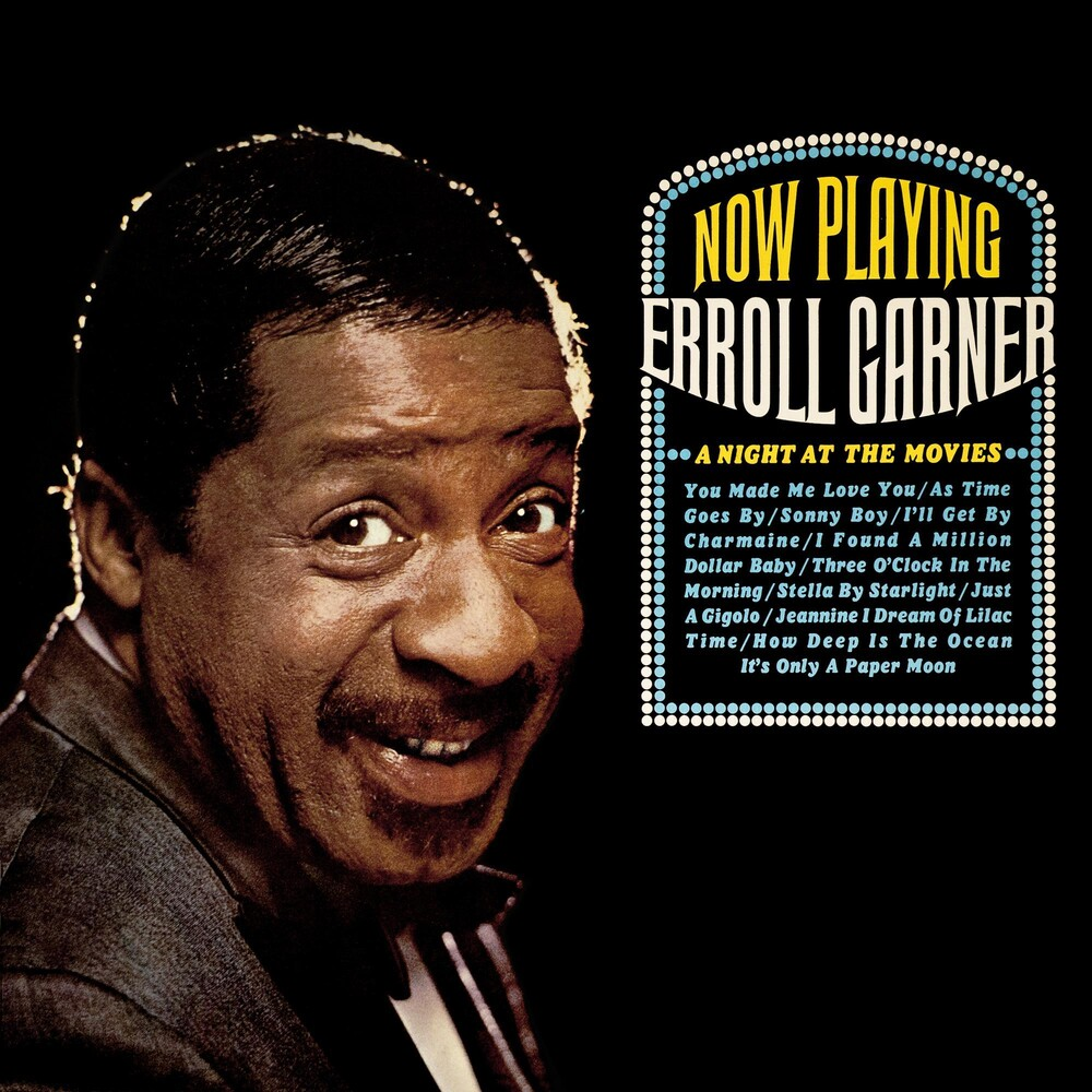 Erroll Garner - Now Playing: A Night At The Movies (Octave Remastered Series)