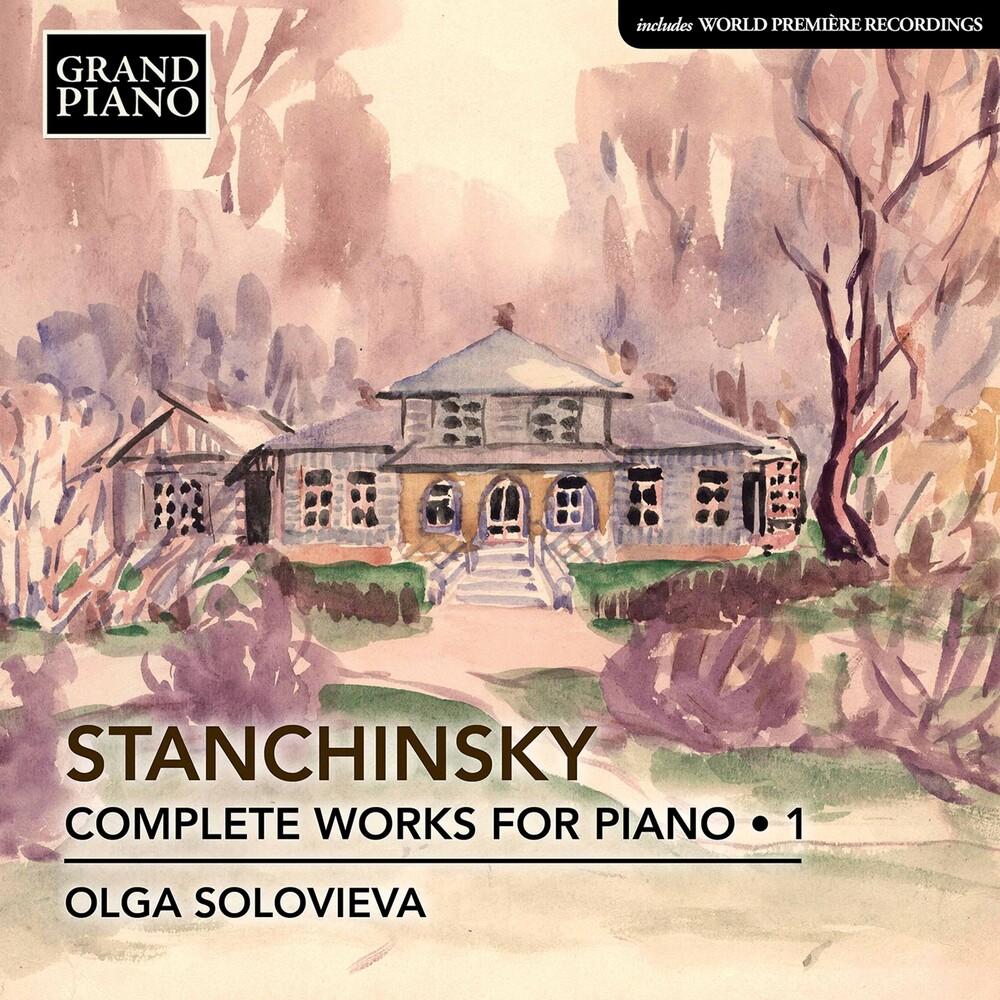 B. Tchaikovsky - Complete Piano Works 1