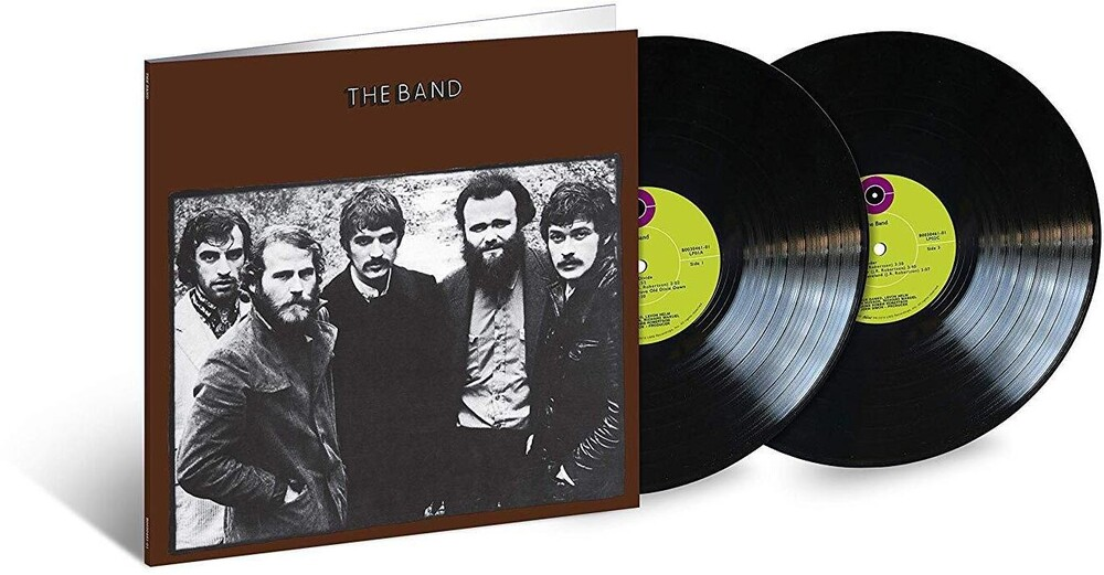 The Band - The Band: 50th Anniversary [2LP]