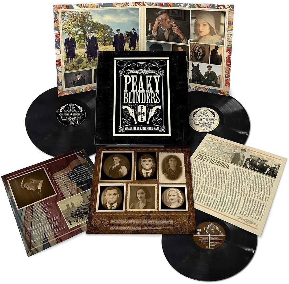 Peaky Blinders [TV Series] - Peaky Blinders Original Music From The TV Series [3 LP]