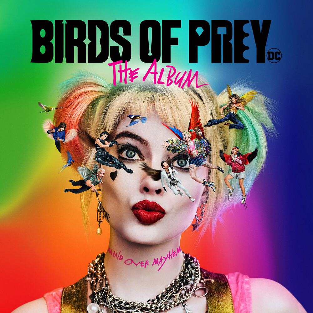 Various Artists - Birds Of Prey: The Album [Clean]