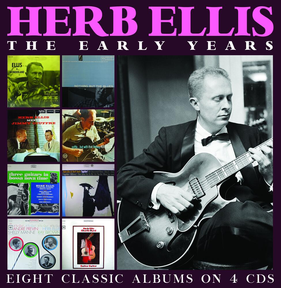 Herb Ellis - Early Years