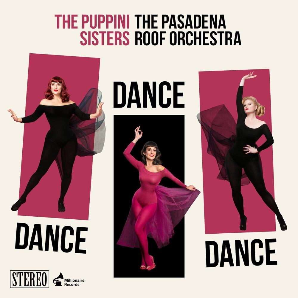 Puppini Sisters - Dance Dance Dance (Uk)