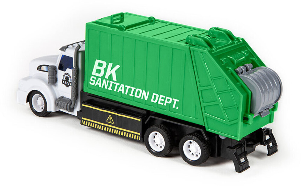 Rc Vehicles - Big Kid's Sanitation Department 1:48 RC Garbage Truck
