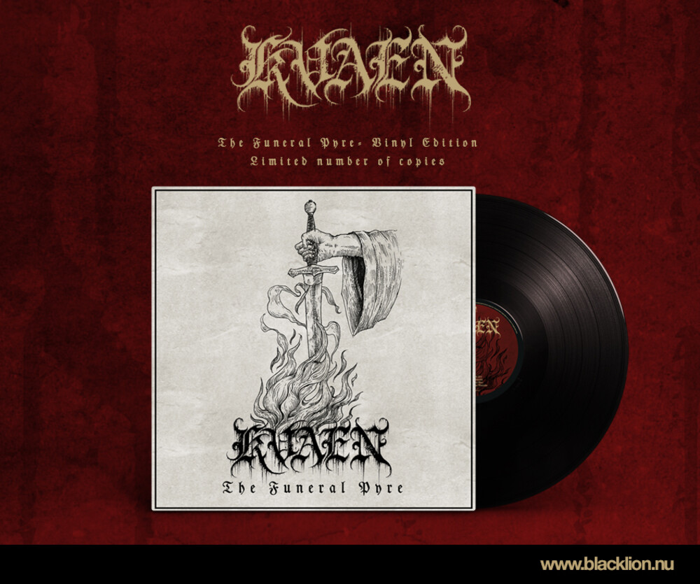 Kvaen - Funeral Pyre