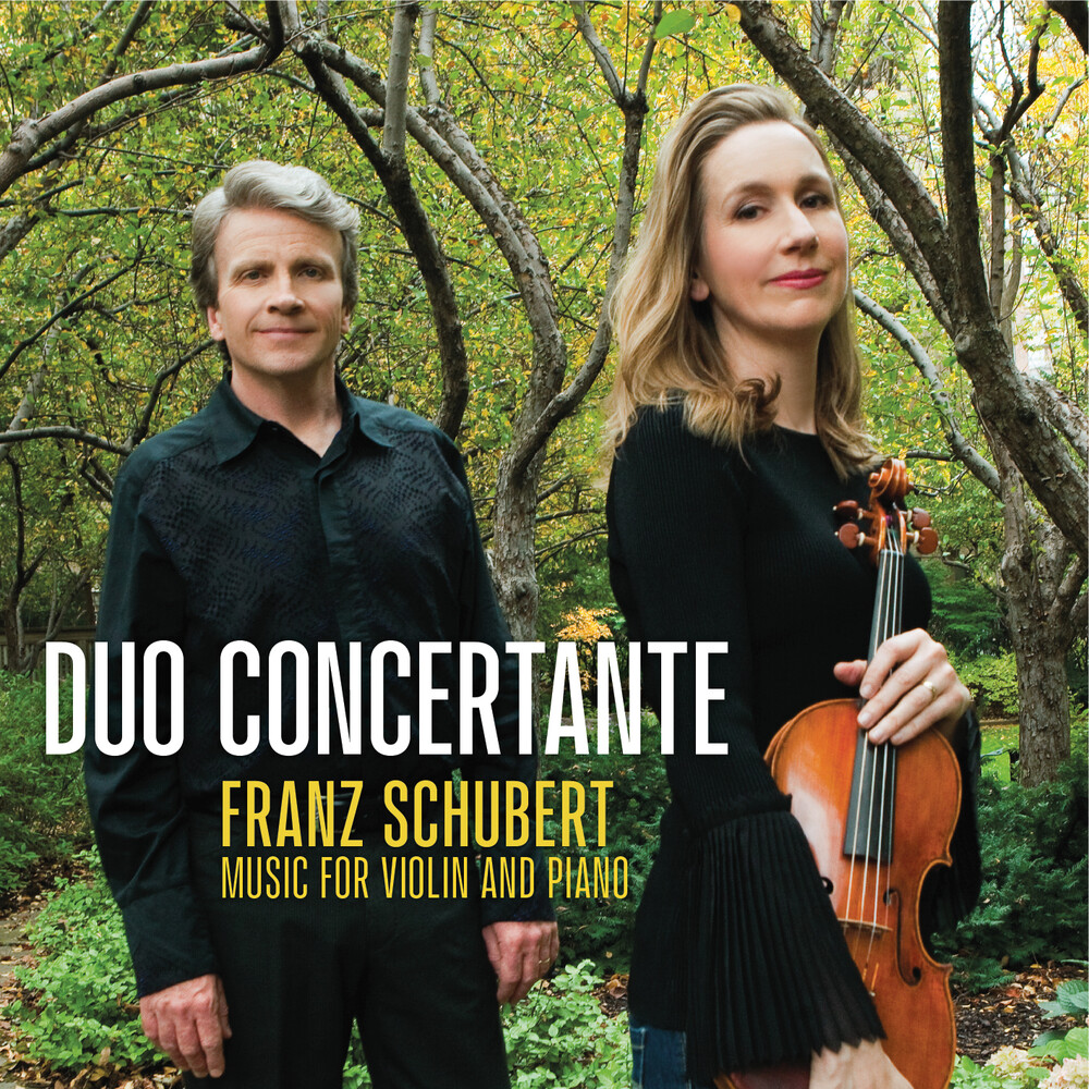 Duo Concertante - Schubert: Music For Violin And Piano