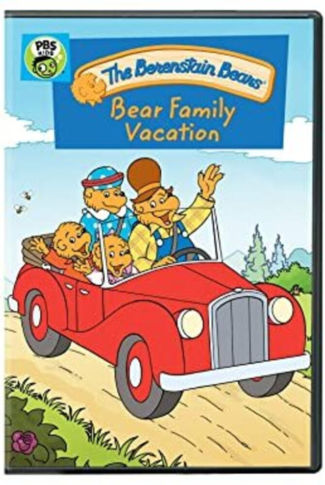 - Berenstain Bears: Bear Family Vacation
