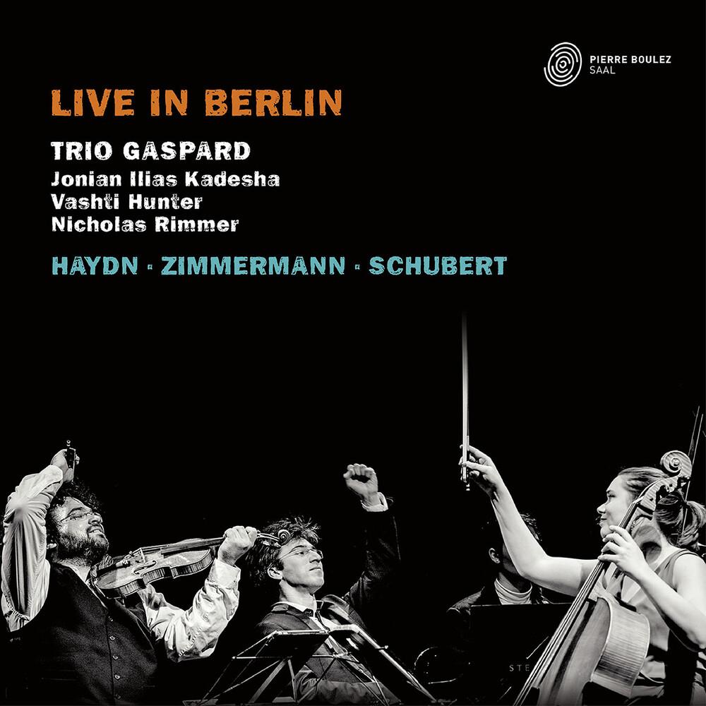 Haydn / Trio Gaspard - Live In Berlin (2pk)