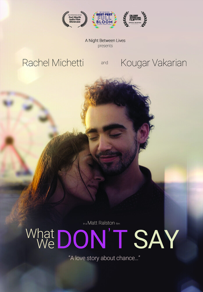 - What We Don't Say