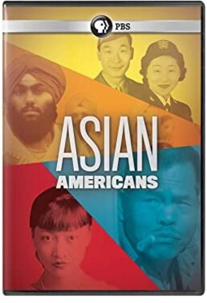 - Asian Americans (2pc) / (2pk)